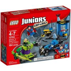 Lego® 10724 Batman y Superman VS Lex Luthor