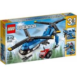 Lego® 31049 Helicóptero de Doble Hélice