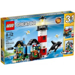 Lego® 31051 Isla del Faro