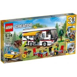 Lego® 31052 Caravana de Vacaciones