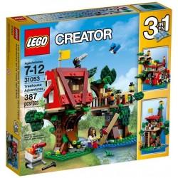 Lego® 31053 Aventuras en la Casa del Árbol