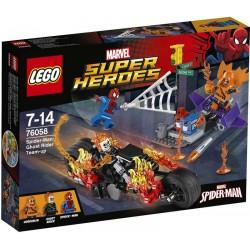 Lego® 76058 Spider-Man: Alianza con el Motorista Fantasma