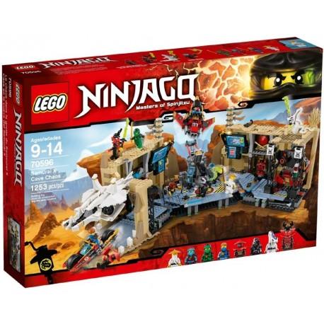 Lego® 70596 Caos en la cueva del Samurái X