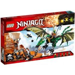 Lego® 70593 Dragón NRG Verde