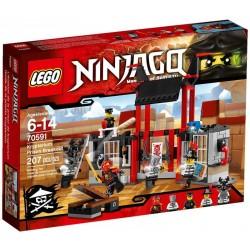 Lego® 70591 Huida de la Prisión Kryptarium