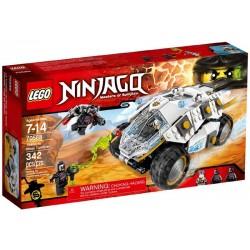 Lego® 70588 Tumbler Ninja de Titanio