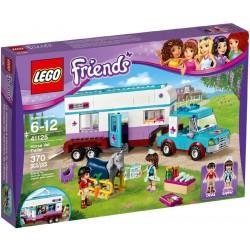 Lego® 41125 Remolque del Veterinario de Caballos
