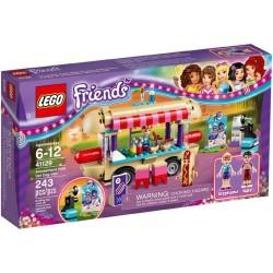 Lego® 41129 Parque de Atracciones: Furgoneta de Perritos Calientes