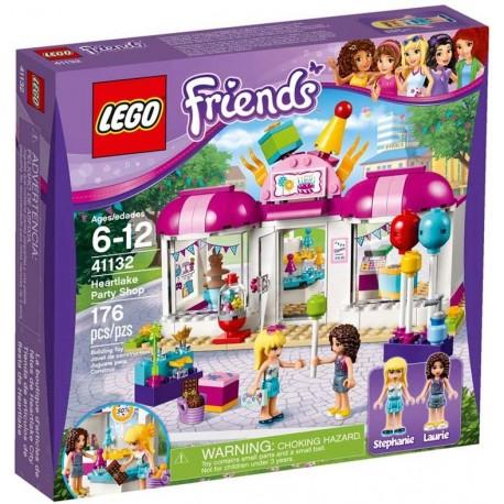 Lego® 41132 Tienda de Artículos de Fiesta de Heartlake