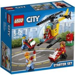 Lego® 60100 Aeropuerto: Set de Introducción