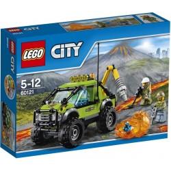 Lego® 60121 Volcán: Camión de Exploración