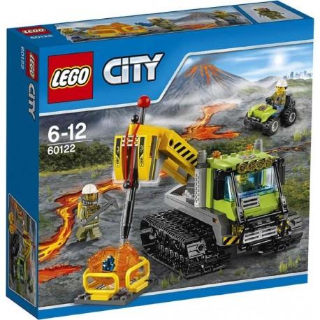 Lego® 60122 Volcán: Robot de Búsqueda