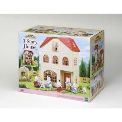 Sylvanian Families 2745 Casa de 3 Plantas