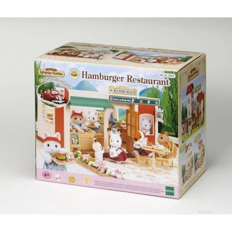 Restaurante Hamburguesería