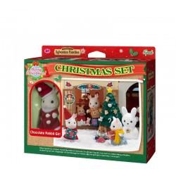 Sylvanian Families Set Navidad