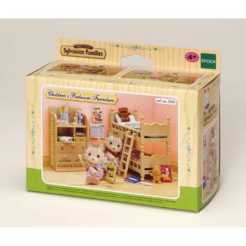 sylvanian families muebles habitación niños - Muebles Habitacion Ninos