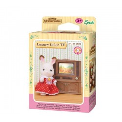 Sylvanian Families Televisor Color Luxury