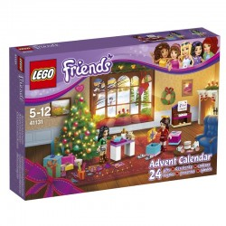 Lego® 41131 Calendario de Adviento Lego® Friends
