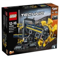 Lego® 42055 Excavadora de Cangilones
