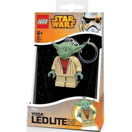 Llavero con Luz Led Lego® Yoda