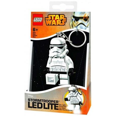 Llavero con Luz Led Lego® Stormtrooper