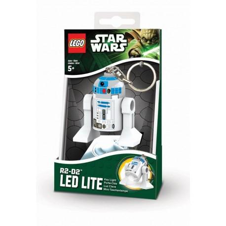 Llavero con Luz Led Lego® R2-D2