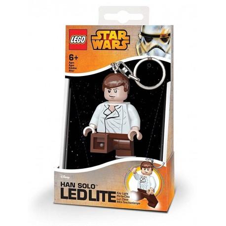 Llavero con Luz Led Lego® Han Solo