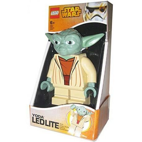 Linterna 20 Cm. Lego® Yoda