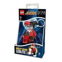 Llavero Led Lego® Harley Quinn