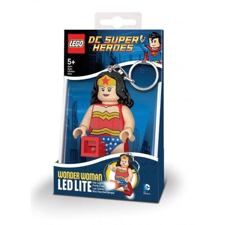 Llavero Led Lego® Wonder Woman