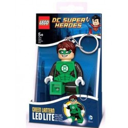 Llavero Led Lego® Green Lantern