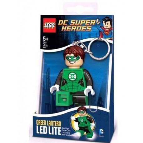 Llavero con Luz Led Lego® Green Lantern