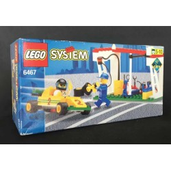Lego System® 6467 Power Pitstop