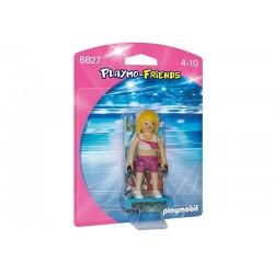 Playmobil® 6827 Profesora de Fitness