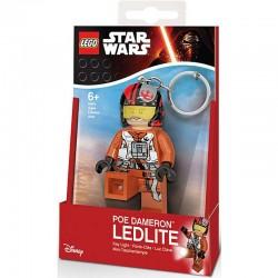 Llavero Led Lego® Poe Dameron