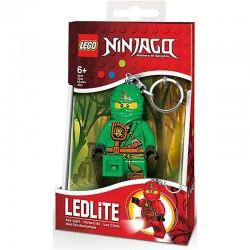 Llavero Led Lego® Ninjago Green