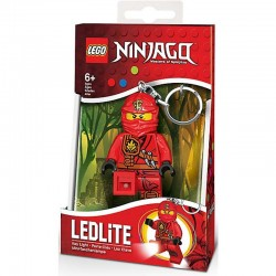 Llavero Led Lego® Ninjago Red