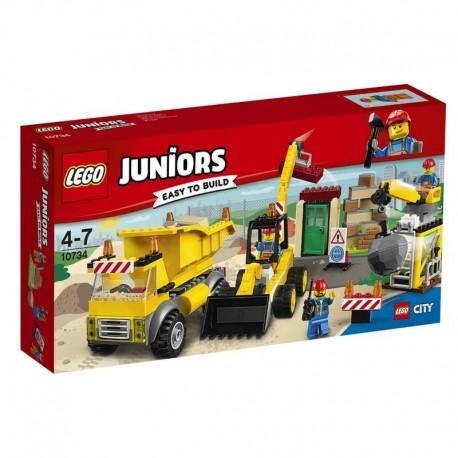 Lego® 10734 Solar de Demolición