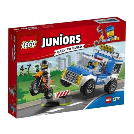 Lego® 10735 Furgón de la Policía en Acción