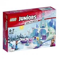 Lego® 10736 Zona de Juegos Invernal de Anna y Elsa