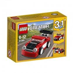 Lego® 31055 Deportivo Rojo