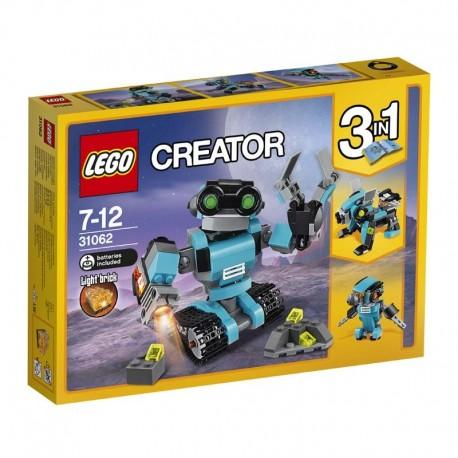 Lego® 31062 Robot Explorador