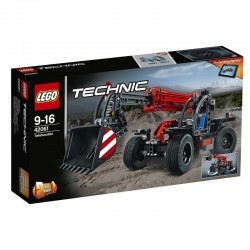 Lego® 42061 Manipulador Telescópico