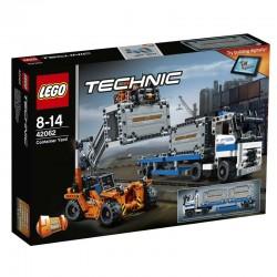 Lego® 42062 Depósito de Contenedores