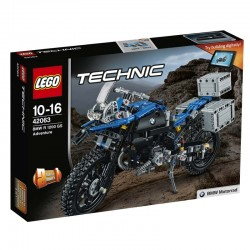Lego® 42063 BMW R 1200 GS Adventure