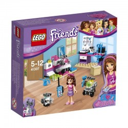 Lego® 41307 Laboratorio Creativo de Olivia