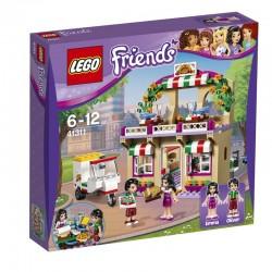 Lego® 41311 Pizzería de Heartlake