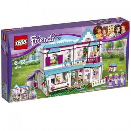 Lego® 41314 Casa de Stephanie