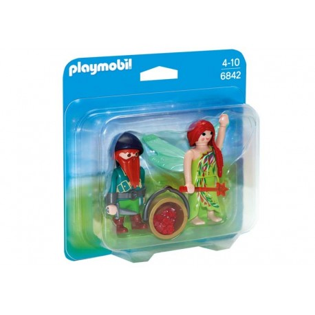 Playmobil® 6842 Duo Pack Hada y Elfo