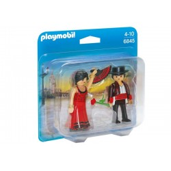 Playmobil® 6845 Duo Pack Bailarines Flamencos